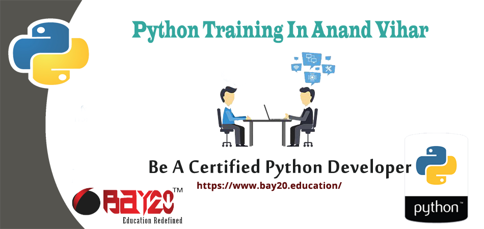 Python Training In Anand Vihar